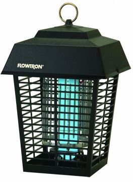 Electric bug zapper - the insects biggest enemy