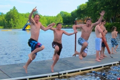 How can a summer camp influence your child's development