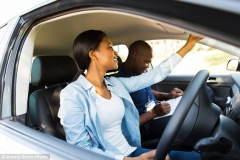 Steps to follow in order to become a licensed driver