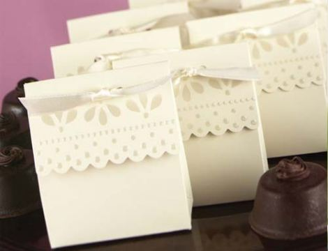 Wedding favours you cannot go wrong with